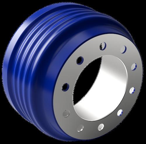 centrifuge style brake drums