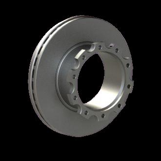 air disc brake rotor